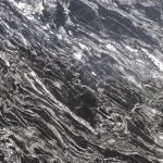 Forest Black Granite